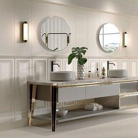 Плитка для стен – выгодный и эстетичный материал для декора помещений